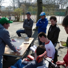 DSCN6382 (Voorbereiding en deelnemersdag Sergej)
